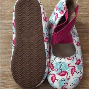 Monkey Feet Shoes - Flamingo Monkey Feet